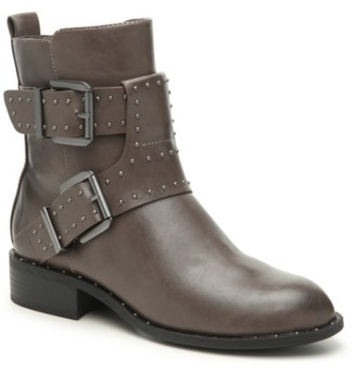 Charles by Charles David Tupper Motorcycle Bootie