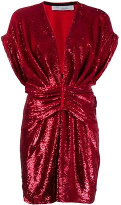 IRO Lilou sequined mini dress