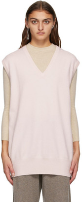 Extreme Cashmere Pink Cashmere N144 Clic Sweater