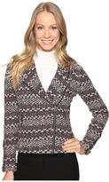 Lucky Brand Moto Sweater