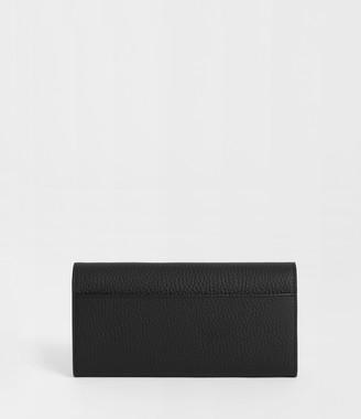 AllSaints Captain Leather Chain Wallet
