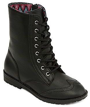 Rocket Dog K9 by Risa Girls Casual Lace Up Boots