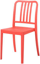 Euro Style EuroStyle Halliday Stacking Chairs (Set of 4)