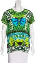 Mary Katrantzou Printed Short Sleeve T-Shirt