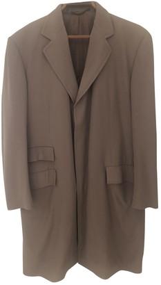 Hermã ̈S HermAs Beige Wool Coats