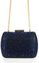 Serpui Marie Blue Montana Blue Minaudiere Handbag $238 Small 90069910