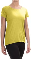 Ibex Aurora Shirt - Merino Wool, Short Sleeve (For Women)
