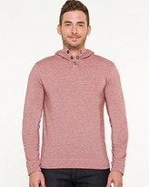 Le Château Jersey Knit Hooded Sweater