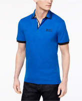Tommy Hilfiger Men's Deion Polo Custom-Fit Shirt, Created for Macy's