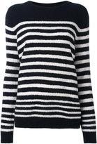 Vince striped sweater - women - Wool/Polyamide - S
