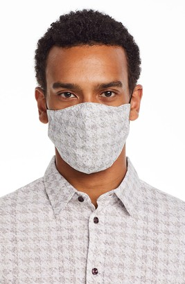 Brooklyn Brigade Houndstooth Assorted 2-Pack Adult Cotton Face Masks