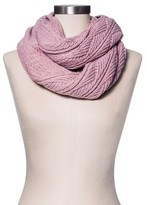 Merona Women's Cable Knit Infinity Scarf
