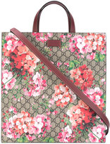 Gucci GG Bloom Supreme tote - women - Leather - One Size