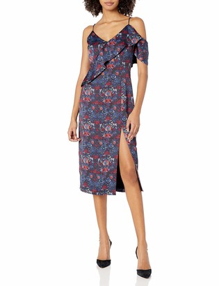 Rachel Roy Women's Floral Sheath Dress