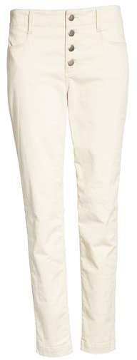 A.L.C. Owen Lace-Up Ankle Pants