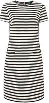 Lauren Ralph Lauren Striped short sleeve dress