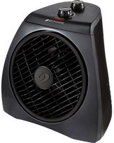 Bionaire Space Room Electric Heater Fan with Rotating Grill