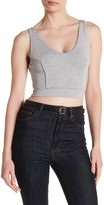 Tart Janet Sleeveless Crop Top
