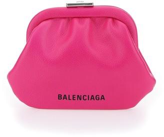 Balenciaga Cloud Clutch Bag
