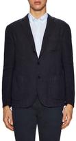 J. Lindeberg Hopper 3B Delave Check Sportcoat