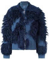 3.1 Phillip Lim faux fur bouclé jacket