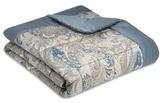 Etro Velair Doyen paisley print king size bed cover