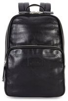 Bally Small Smooth-Leather Backpack, Black