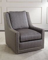 Massoud Huxley Swivel Chair