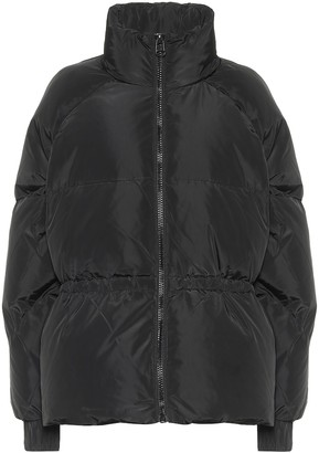 Ganni Quilted down jacket