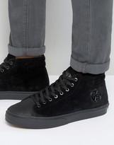 Paul Smith Mcgee Suede Hi Top Sneakers