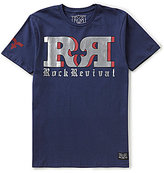 Rock Revival Short-Sleeve Foil Graphic Tee