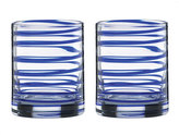 Kate Spade Charlotte Street Double Old-Fashioneds, Set of 2