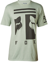 Fox Light Green Connector Tee