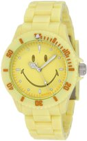 """Smiley """"Happy Time"""" Women's WGS-PPYV01 Pretty Pastel Analogue Watch"""