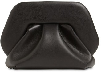 Themoire Gea Faux Leather Clutch