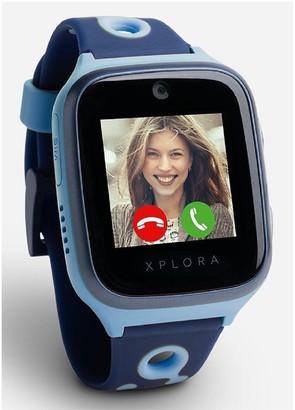 Xplora X4 Watch Phone - Blue