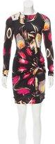 Ted Baker Talala Pleated Petal Dress
