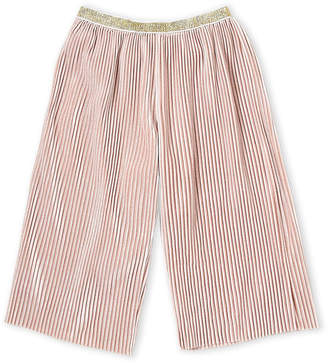 Mae Li Rose (Toddler Girls) Pleated Culottes
