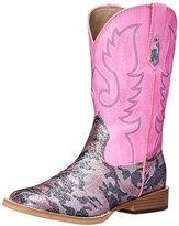 Roper Pretty Camo Square Toe Camo Cowgirl Boot (Toddler/Little Kid)