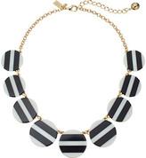 Kate Spade Dot Dot Dot Striped Necklace