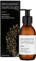 Elemental Herbology Earth Balance Bath and Body Oil 145ml