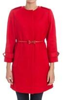 Liu Jo Women's Red Wool Coat.