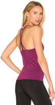 Alo Link Up Bra Tank in Purple. - size L (also in XS)