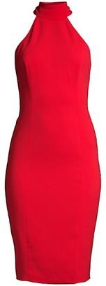 Jay Godfrey Soori Halter Dress