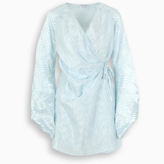 ART DEALER Light-blue Brooke dress