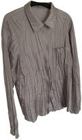 Pleats Please Grey Polyester Tops