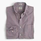 J.Crew Secret Wash shirt in tattersall