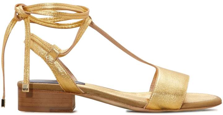 Vanessa Seward Frances leather sandals