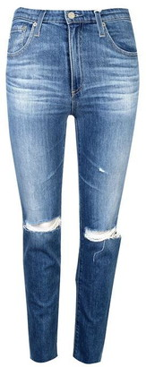AG Jeans High Rise Jeans