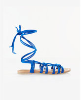 Express Knot Lace-up Sandal